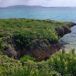 旅立ちを見送る地「スィズィ二毛」とは?伊江島の「アヤメ歌」と「首里クェーナ」につながる物語