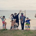 伊江島のきれいな海を守る「ビーチクリーン活動」
