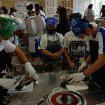 魚料理教室で郷土愛を育む!伊江島の島建ち教育